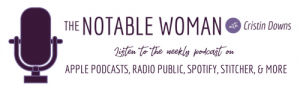 Listen to the weekly podcast