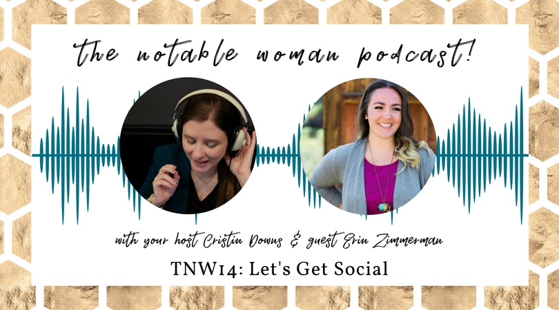 TNW14: Let's Get Social with Erin Zimmerman