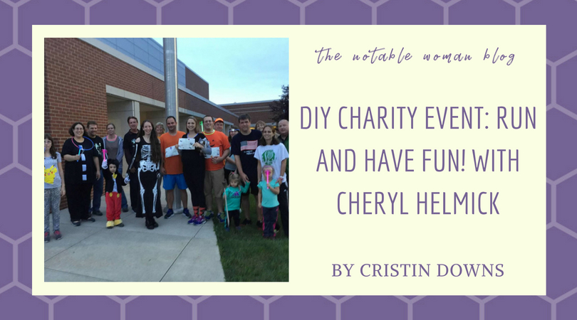 DIY CHARITY EVENT