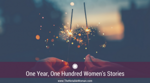one year, one hundred women's stories my post election thoughts at the notable woman