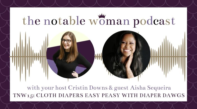 Aisha Sequeira on The Notable Woman Podcast