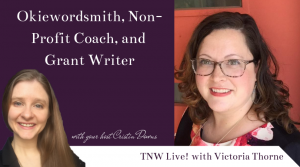TNW Live! with Victoria Thorne