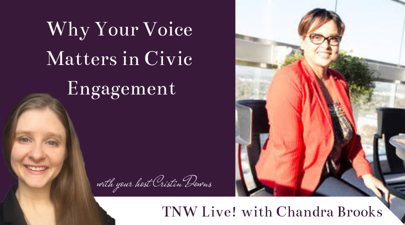 TNW Live! with Chandra Brooks