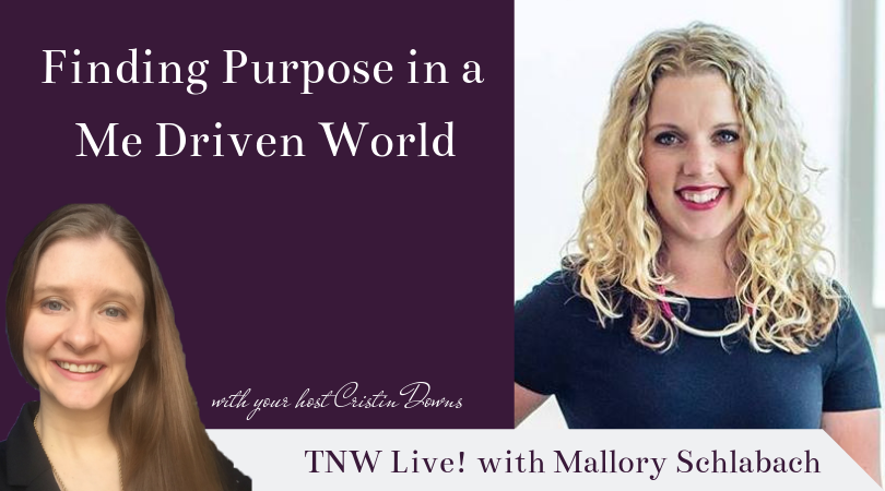 TNW Live! with Mallory Schlabach