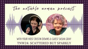 TNW24: Scattered but Sparkly with Sasha Gray