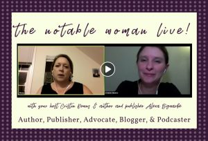 Books at The Notable Woman Live