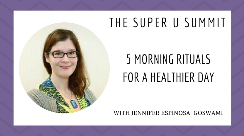 5 Morning Rituals for a Healthier Day