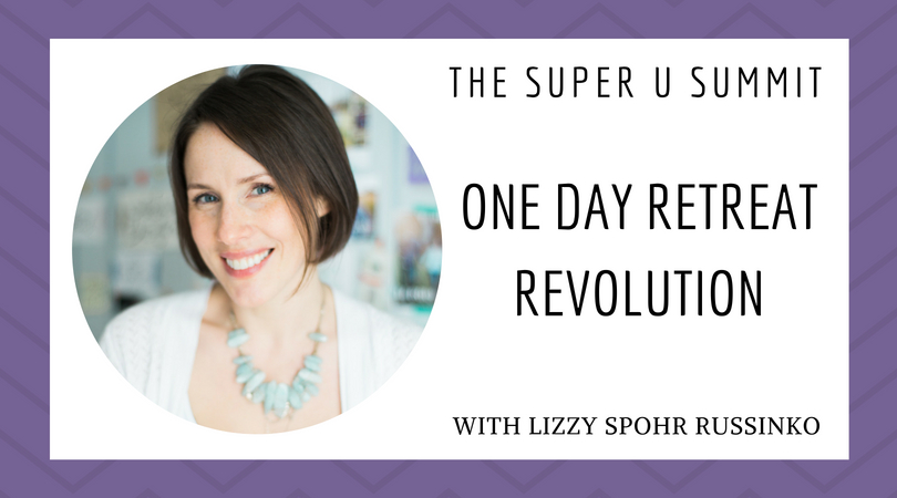 One Day Retreat Revolution