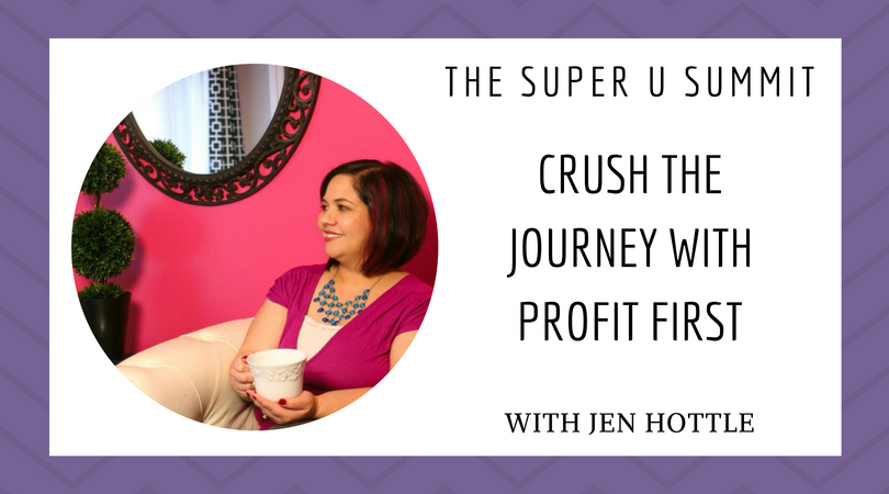 Crush the Journey with Profit First
