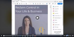 Reclaim Control in Your Life & Business!   The Super U Summit 3.0