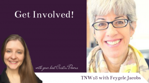 The Notable Woman Podcast with Cristin Downs and Feygele Jacobs
