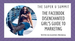 The Facebook Disenchanted Girl's Guide to Marketing