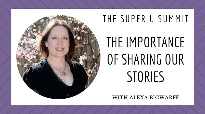 The Importance of Sharing Our Stories