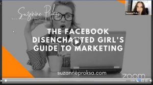 The Facebook Disenchanted Girl's Guide to Marketing | The Super U Summit