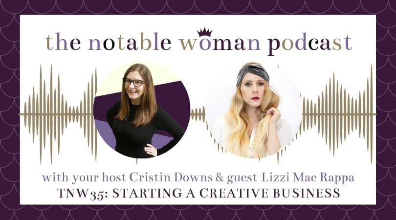 Starting a Creative Business with Lizzi Mae Rappa