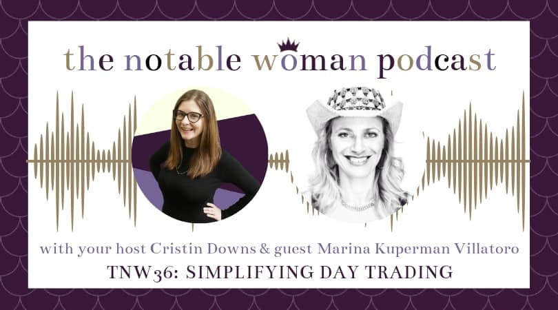 TNW36: Simplifying Day Trading with Marina Kuperman Villatoro