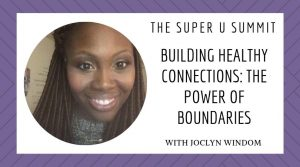 Building Healthy Connections