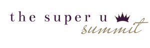 The Super U Summit Logo