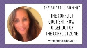 The Conflict Quotient: How to Get Out of the Conflict Zone