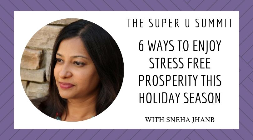 Enjoy Stress-Free Prosperity This Holiday Season!