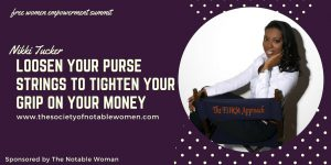 Loosen Your Purse Strings to Tighten Your Grip on Your Money