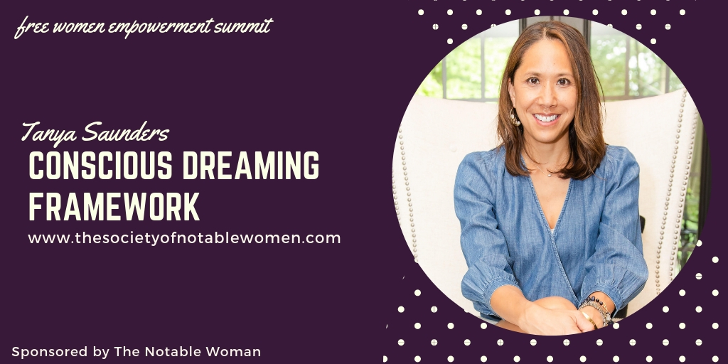 Conscious Dreaming Framework with Tanya Saunders
