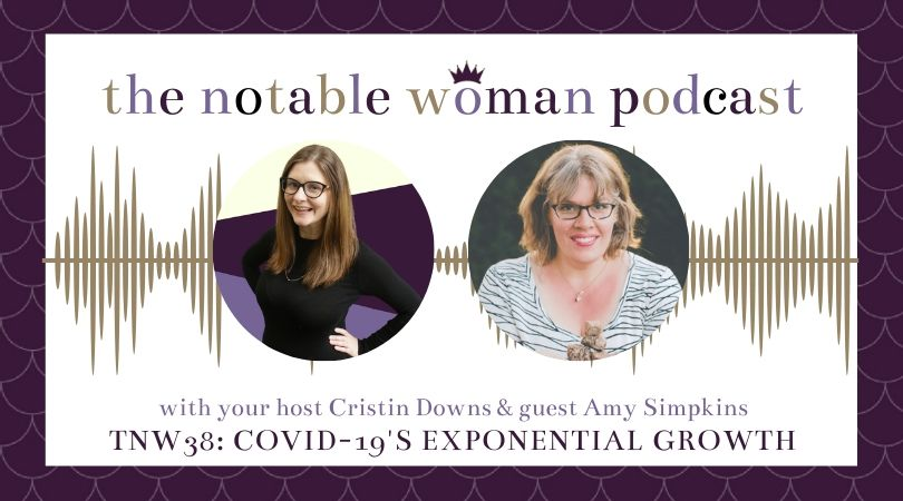 TNW38: COVID-19's Exponential Growth with Amy Simpkins